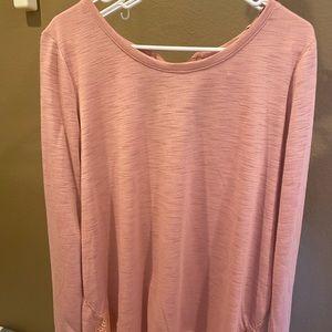 Lauren Conrad Pink Shirt